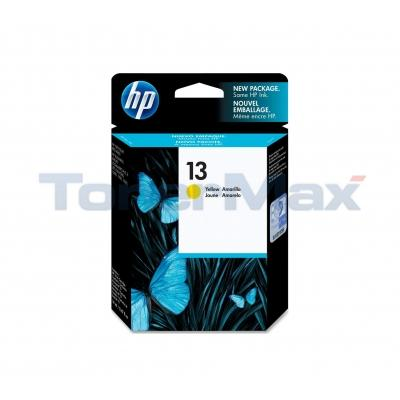 HP NO 13 INK YELLOW